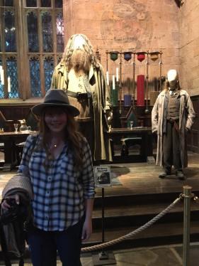 Hagrid & I