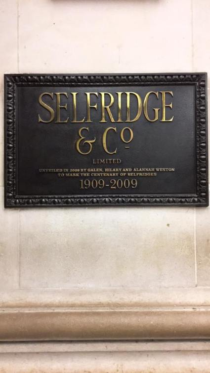 Seflfridge & Co.